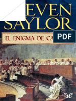 El Enigma de Catilina - Steven Saylor