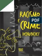 CARTILHA RACISMO É CRIME