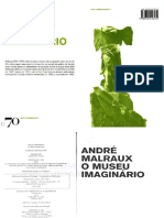 André Malraux - O Museu Imaginário