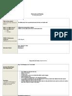 flannel board story activity plan