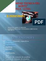 PARAFINADO - Exposicion Paul