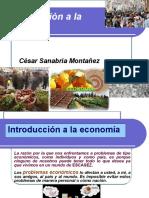 Clase 1 Introduccion a La Economía 2017