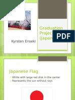 graduation project  japan   10th grade