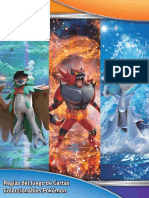 Reglas del juego de cartas Pokémon