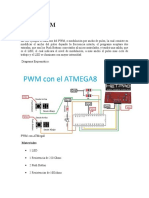 Uso del PWM
