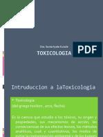 Toxicologia-unidad i Politec