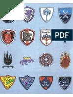 Forgotten Realms AD&D - Brasões, Deuses e Runas