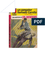 Hare Burton - Col Punto Rojo 255 - Los Justicieros - Un Gangste
