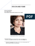 Entrevista Com Amade M'Charek _Costa e Besen