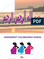 Assessment of Childbearing Client 20
