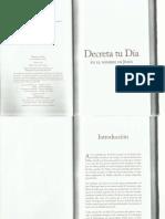 DECRETA TU DÍA, ANA MALDONADO.