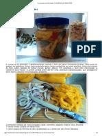 Conserva de Pimentões