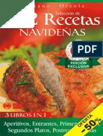 Seleccion de 252 Recetas Navide - Mariano Orzola.alba