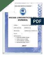 LOS VICIOS LINGÜÍSTICOS DEL ESPAÑOL.docx