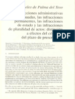 2271 Palma Del Teso Clases de Infracciones (2)