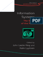 Information Systems - The State of the Field [h33t] [mildpoison].pdf