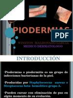 Medicina III - Piodermias
