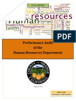 Performance Audit of the Human Resources Department of Orange County CA.pdf