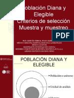 Tesis I - Población, Muestra y Muestreo
