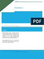 Guideline for Model Pharmacy in Bangladesh