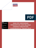 Analisis APBD GK 2010_final