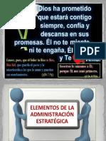 Elementos Administracion Estrategica