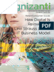 How Digital Is Reinventing Levi Strauss & Co.'s IT Business Model