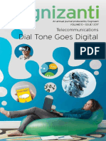 Dial Tone Goes Digital