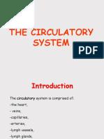Circulatory System Tanpa Darah 2011