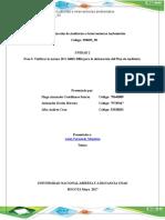 Paso 3 Grupo 358033 50 Auditorias Ambientales