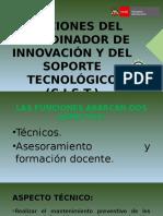 Funciones del cist y Las TICs