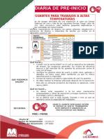 066 Guantes Para Trabajos a Altas Temperaturas