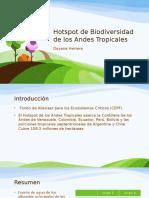 Hotspot de Biodiversidad.pptx