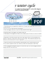 Page 37 the Water Cycle