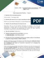 Guía Componente Práctico - Tarea 2