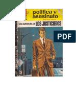 Hare Burton - Col Punto Rojo 294 - Politica Y Asesinato - Los J