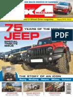 4x4 Magazine UK August 2016