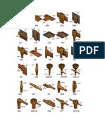Tipos de Soldaduras en Figuras