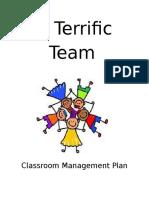 classroommanagementplan