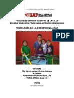 Informe Prueba