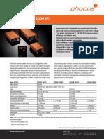 Phocos Datasheet Inverter-1000 2000W e Web