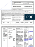 forward planning document - ict