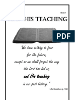 And His Teaching Book 1