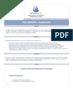 SQL Server Avanzado Curso 126