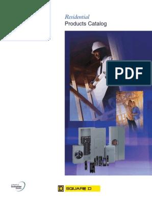 ORIGINAL SqD QOFP Filler Plates Pack of 5 Square D