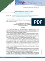 Ley de Mediacion Cantabria