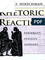 Albert O. Hirschman-The Rhetoric of Reaction_ Perversity, Futility, Jeopardy  -Harvard University Press (1991).pdf
