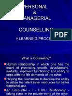 Counseling Process