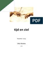Tijd en Ziel-Otto Boetes-2015