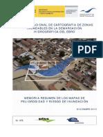 Memoria Resumen Peligrosidad Riesgo Ebro v04 ... de AYUDA